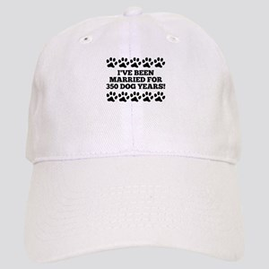 50th Anniversary Dog Years Baseball Cap