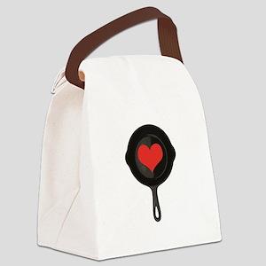 Skillet Love Canvas Lunch Bag