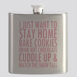 Cold Weather Cure Flask