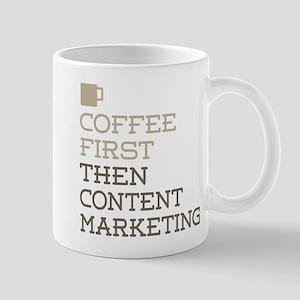 Content Marketing Mugs