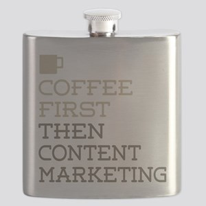Content Marketing Flask