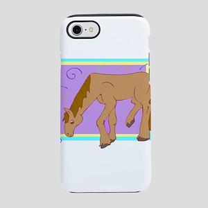 pony iPhone 8/7 Tough Case