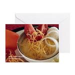 Lenten Polenta Recipe Card