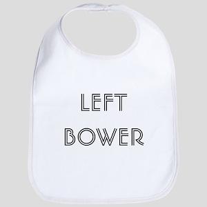 Euchre Left Bower Bib