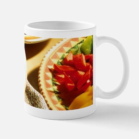 Chili with Cornbread Mugs