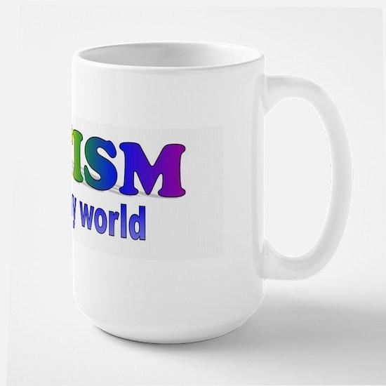 Large Mug Autism Support