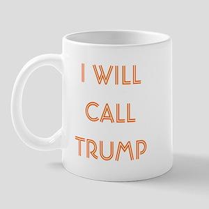 Call Trump Euchre Mug