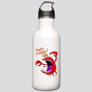Feeling Crabby Stainless Water Bottle 1.0L