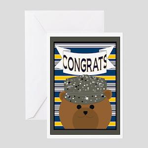 Air Force Airman Congrats Greeting Card