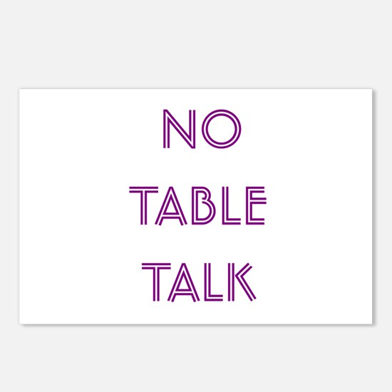 Euchre Table Talk Postcards (Package of 8)