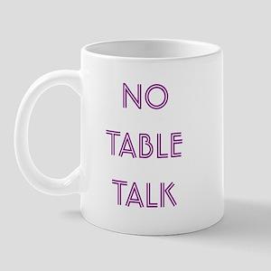 Euchre Table Talk Mug