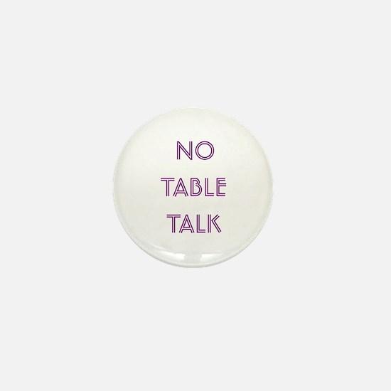 Euchre Table Talk Mini Button