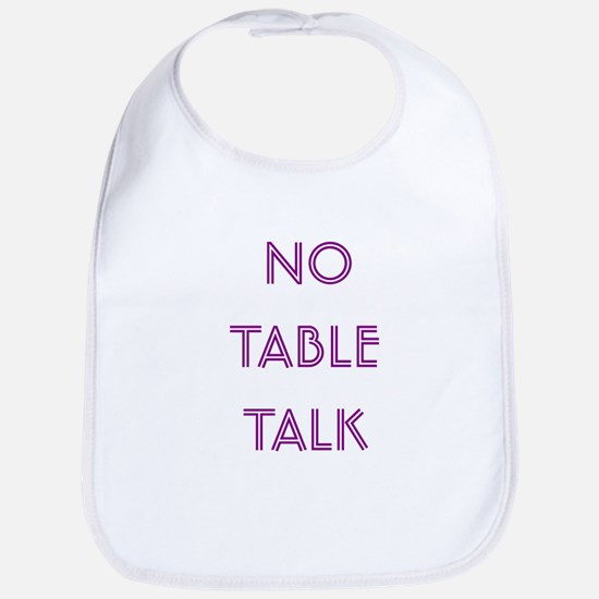 Euchre Table Talk Bib