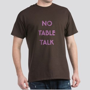 Euchre Table Talk Dark T-Shirt