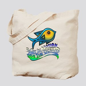 Save The Oceans Tote Bag