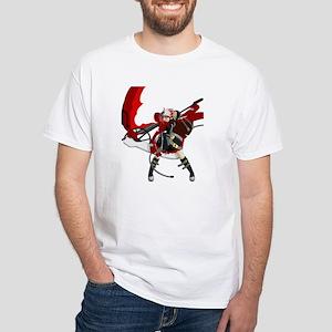 Runa White T-Shirt
