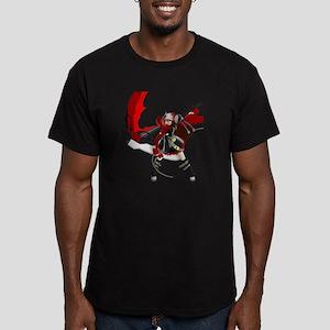 Runa Men's Fitted T-Shirt (dark)
