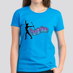 Twirler Women's Dark T-Shirt