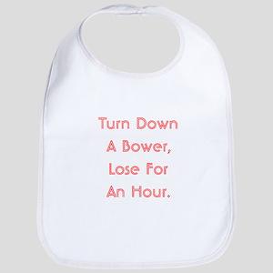 Turn Down Bower Bib