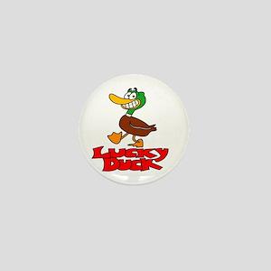 Lucky duck Mini Button