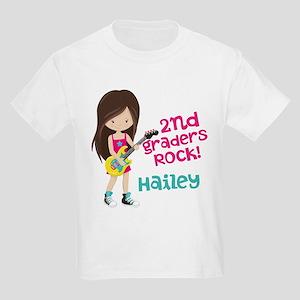 School Rocks (custom) Kids Light T-Shirt