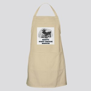 HAPPY GOAT CHEESE MONTH Apron