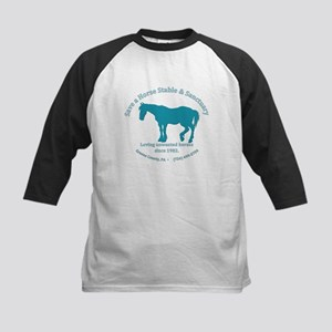 Save A Horse Stable Baseball Jersey