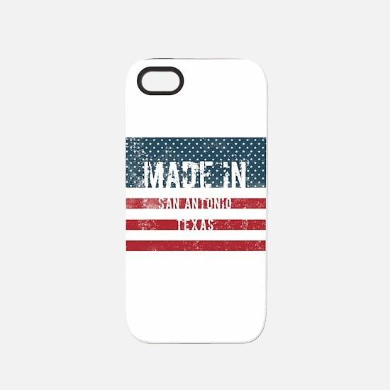 Made in San Antonio, Texas iPhone 5/5S Tough Case