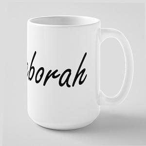 Deborah artistic Name Design Mugs