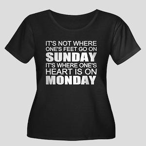 Christian Plus Size T-Shirt