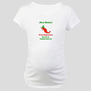 Viva México Maternity T-Shirt