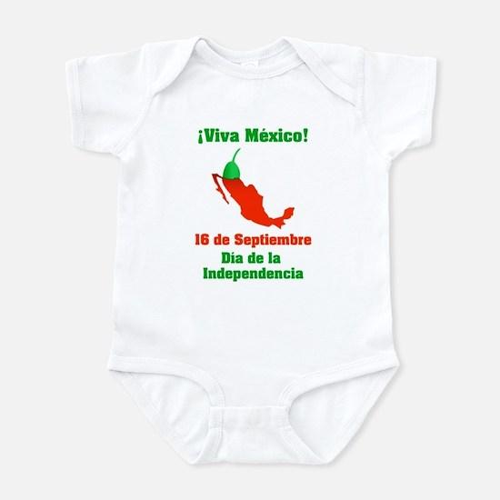 Viva México Infant Bodysuit