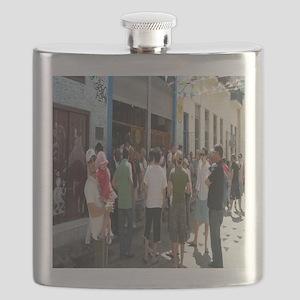 Bodeguita del medio La Havane Cuba Flask