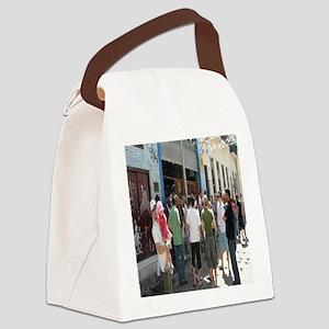 Bodeguita del medio La Havane Cub Canvas Lunch Bag