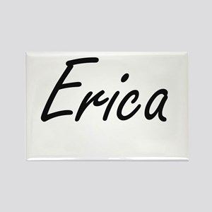 Erica artistic Name Design Magnets