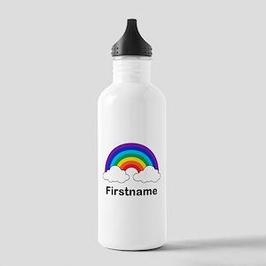 Rainbow (p) Water Bottle
