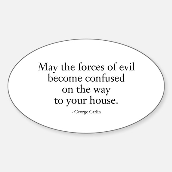 The Forces Of Evil Decal