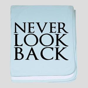 Never Look Back baby blanket
