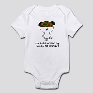dont mess with me.rforce ( Infant Bodysuit