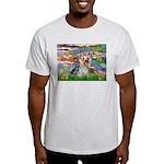 LILIES / Yorkie (T) Light T-Shirt