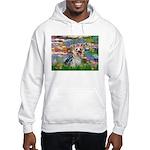 LILIES / Yorkie (T) Hooded Sweatshirt