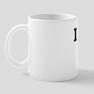 I Love MY Vega Mug