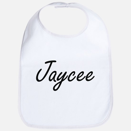 Jaycee artistic Name Design Bib