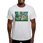 Bridge / Yorkie (T) Light T-Shirt