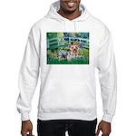 Bridge / Yorkie (T) Hooded Sweatshirt