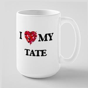 I Love MY Tate Mugs
