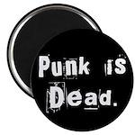 Punk is Dead Magnet