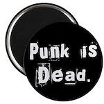 "Punk is Dead 2.25"" Magnet (100 pack)"