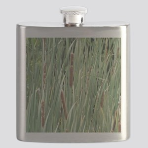 Cattails Flask