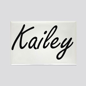 Kailey artistic Name Design Magnets